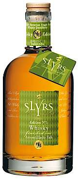 Slyrs Whisky Amontillado Edition 01