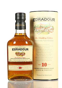 Edradour The Distillery Edition