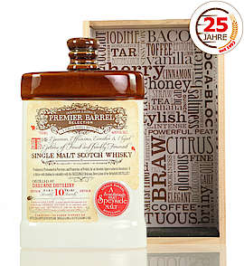 Dailuaine Premier Barrel Exklusiv 25 years Whisky.de