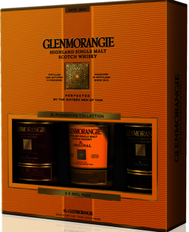 Glenmorangie The Pioneering Collection 3x35cl
