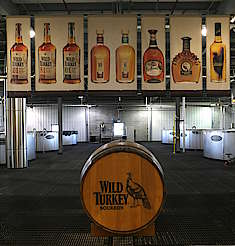 Wild Turkey barrel and product banners hochgeladen von anonym, 29.06.2015