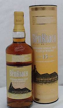 Benriach Sauternes Wood Finish