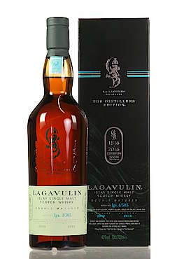 Lagavulin Distillers Edition