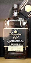 Canadian Club Classic 12 Small Batch