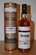 Benriach Pedro Ximenez Sherry Finish