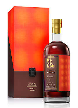 Kavalan French Wine Cask
