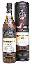 The Maltman Secret Speyside, Sherry Butt