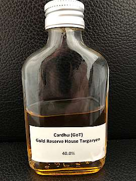 Cardhu Gold Reserve - Game of Thrones