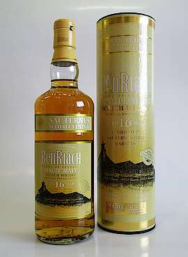Benriach Sauternes Finish