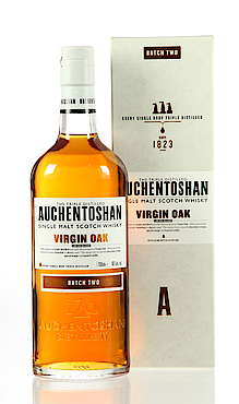 Auchentoshan Virgin Oak Batch 2