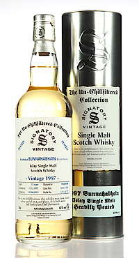 Bunnahabhain Heavily Peated