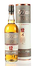 Arran Cask Strength - Batch No. 4