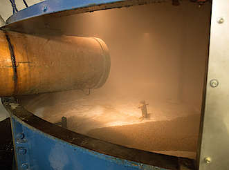 Glen Scotia inside the mash tun hochgeladen von anonym, 27.01.2016