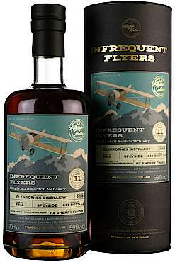 Glenrothes Alistair Walker Whisky Company Ltd., Infrequent Flyers, Release No. 26