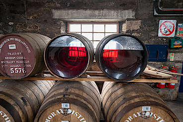 Glen Moray transparent casks hochgeladen von anonym, 20.12.2019