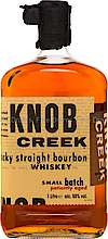 Knob Creek Kentucky Straight Bourbon Small Batch patiently aged