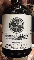 Bunnahabhain Warehouse 9