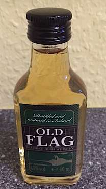 Old Flag Blended Irish Whiskey