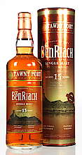 Benriach Port Wood Finish
