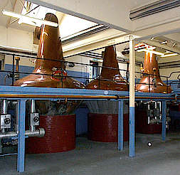 Glen Moray wash & spirit stills hochgeladen von anonym, 03.03.2015