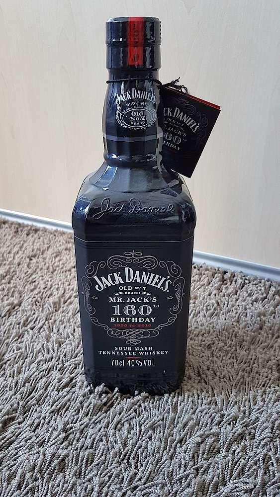 jack daniels schwarze flasche