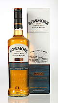 Bowmore Legend - new Casing in Pappschachtel