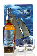 Talisker Storm with 2 Glasses