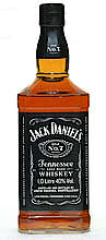 Jack Daniel's Old No. 7 Black label