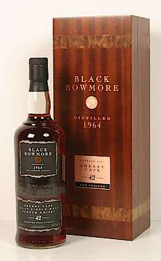 Bowmore Black Edition