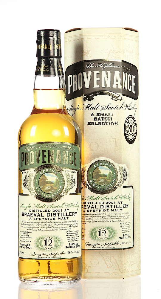 Braeval 12 Jahre - 2001 - Whisky.de