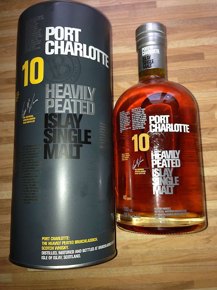 Port charlotte 10 jahre heavily peated - Bruichladdich port charlotte heavily peated ...