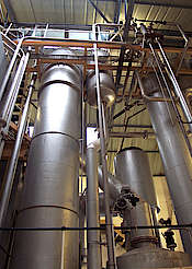 Glenfarclas evaporation plant for distillation residues hochgeladen von anonym, 11.03.2015