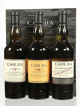Caol Ila Collection