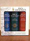 Ben Bracken - Geschenk-Probierset - 3 Mini Single Malt Scotch Whiskys - Highland+Islay+Speyside