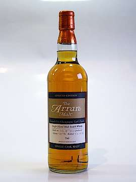 Arran Grand Cru Champagne Cask Finish Single Cask
