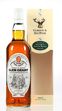 Glen Grant old Casing