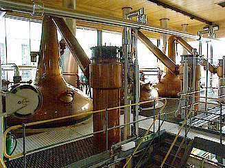 Macallan wash stills and condensers hochgeladen von anonym, 15.04.2015
