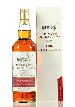 Ledaig Hermitage Wood Finish