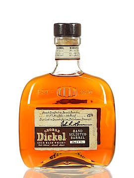 George Dickel Hand Selected Barrel