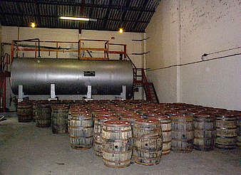 Glen Moray casks for bottling hochgeladen von anonym, 03.03.2015