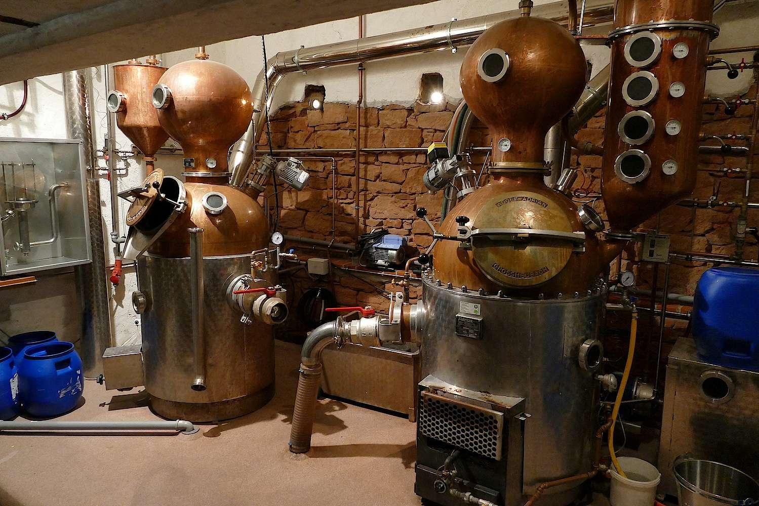 Bachgau Brennerei - Whisky.de