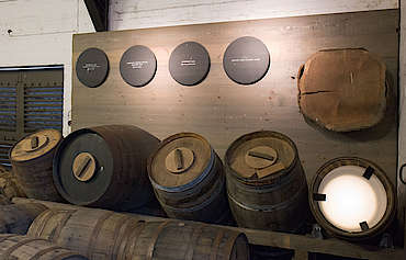 Jura different types of casks hochgeladen von anonym, 02.02.2016