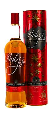 Paul John John Christmas Edition