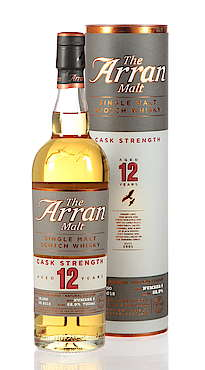 Arran Cask Strength Batch No. 5