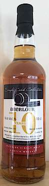 Aberlour Single Cask Colection