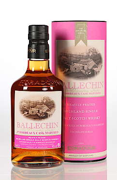 Ballechin Bordeaux Cask Matured