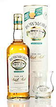 Bowmore Legend with Glas