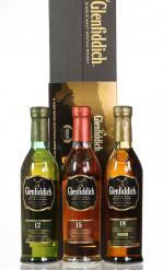 Glenfiddich Tasting Collection Stange