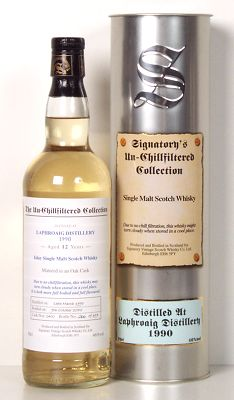 Signatory Unchillfiltered Collection