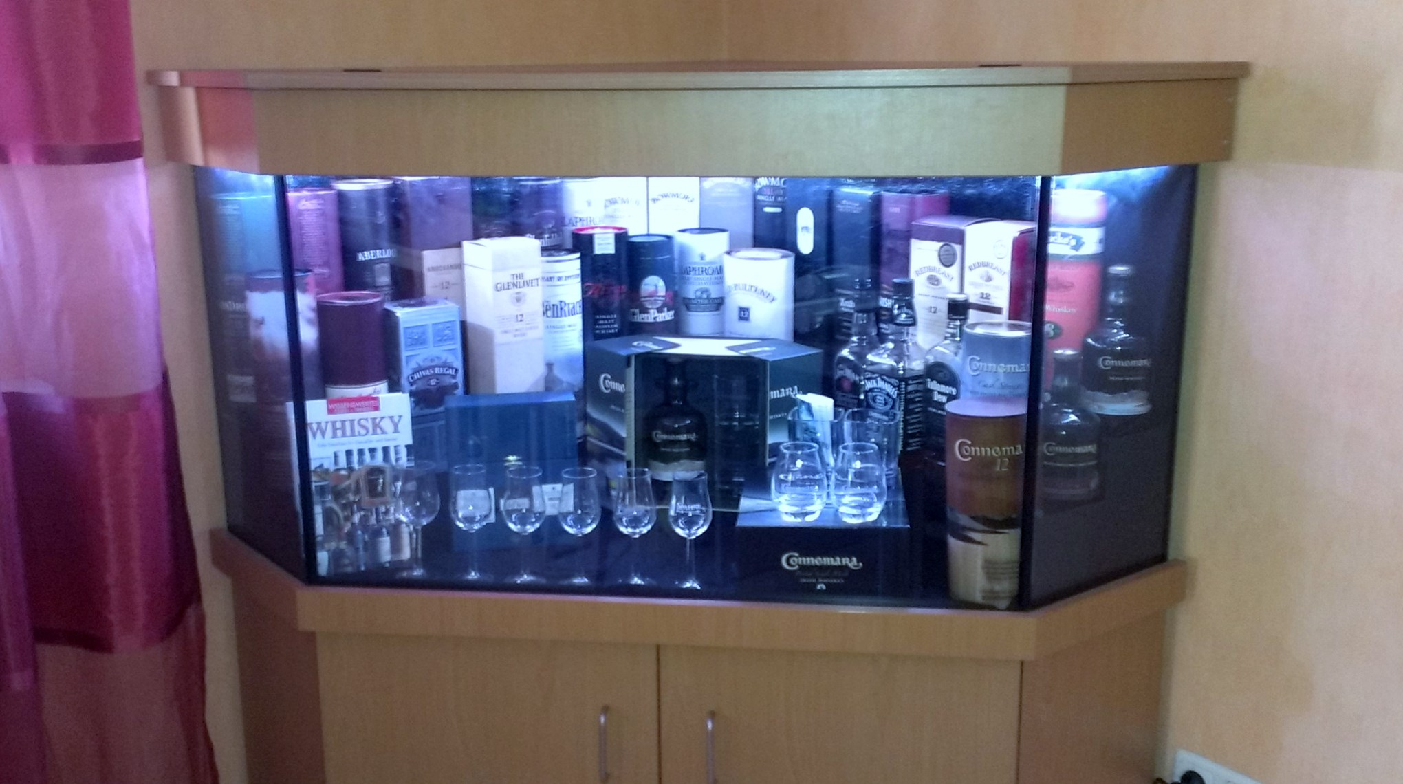 Vorschlag für einen Whisky-Schrank - Forum - Whisky.de